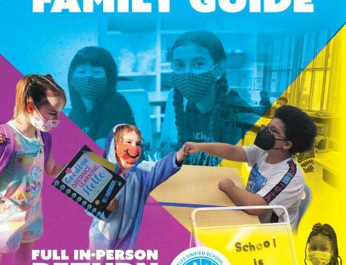 LAUSD Return to School Resources